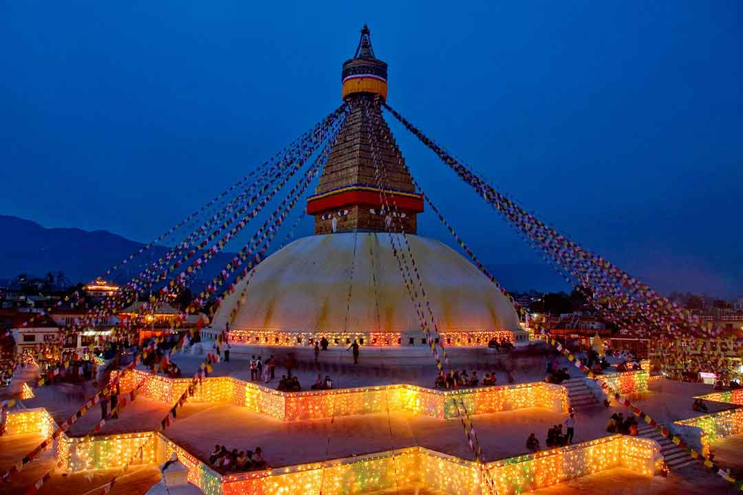 Boudhanath of Nepal